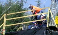 Supercross Aigle 2005 one-eight 2