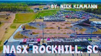 Racing the NASX in Rockhill - my first race of the season